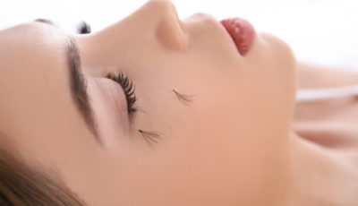 tips for Sleeping With Lash Extensions